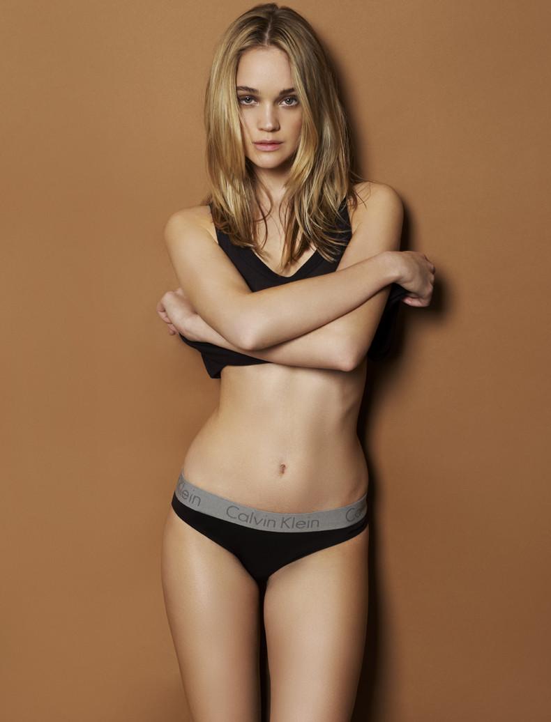 Супер модель из Австралии Роси