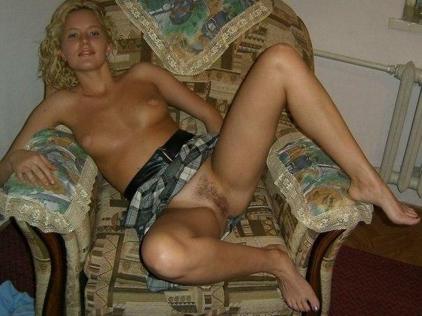 Домашняя подборка эротических снимков красоток с большими буферами