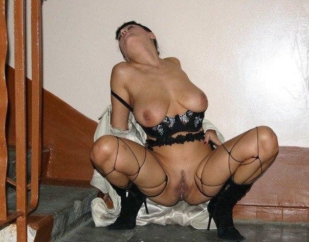 Подборка снимков грудастых дамочек голышом